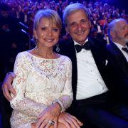 Schauspielerin Uschi Glas und Ehemann Dieter Hermann. (Foto)