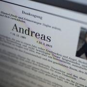 Eltern von Andreas Lubitz stellen umstrittenes Gutachten online (Foto)