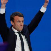 Umfrage: Macron setzt sich bei irrer TV-Debatte gegen Le Pen durch (Foto)