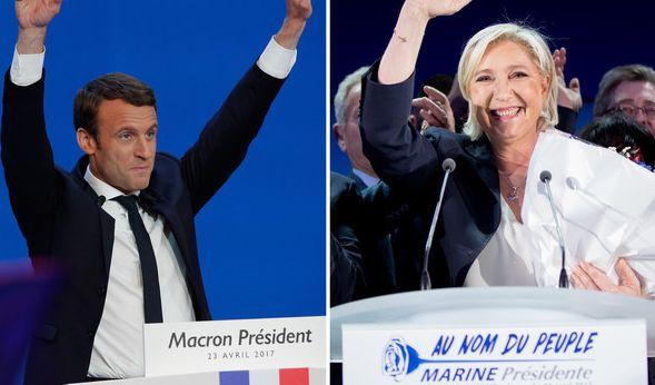 Wahl in Frankreich 2017 in Live-Stream und TV