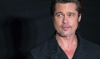 Brad Pitt hat sich seit der Trennung weitestgehend aus der Öffentlichkeit zurück gezogen. (Foto)