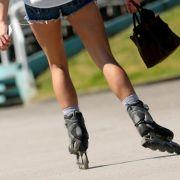 Rad- oder Gehweg? Hier dürfen Skater fahren (Foto)