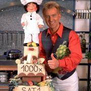 Zum Anknabbern! SIE ist dem sympathischen TV-Koch besonders wichtig (Foto)