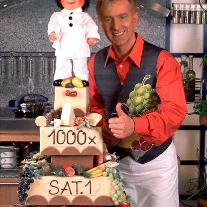 SIE ist dem legendären ZDF-Koch besonders ans Herz gewachsen (Foto)