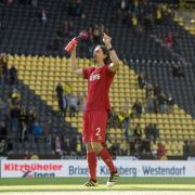 Torfeuerwerk! 1. FC Köln schickt Bremen 4:3 nach Hause (Foto)