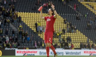 Neven Subotic muss mit seinem 1. FC Köln am 32. Spieltag der Fußball-Bundesliga gegen Werder Bremen ran. (Foto)