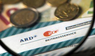 Nun beklagt auch das ZDF die geringen Einnahmen durch den Rundfunkbeitrag. (Foto)