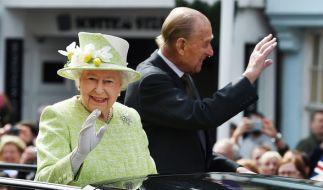 Wie geht es Prinz Philip? (Foto)