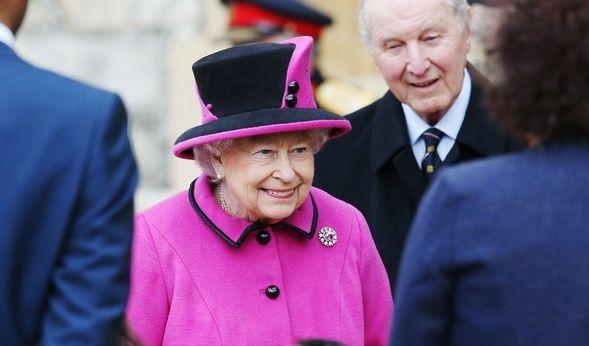 Queen Elizabeth II tot