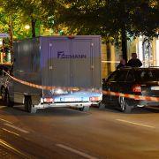 Fahndung läuft! Bote bei Überfall auf Geldtransport angeschossen (Foto)