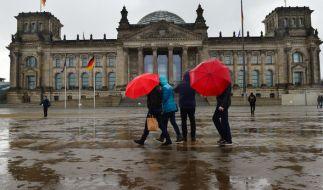 Laut den Meteorologen wird der Mai in der ersten Hälfte vor allem feucht. (Foto)
