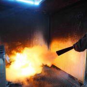 Aus Langeweile! Jugendliche Feuerteufel legen 5 Brände (Foto)