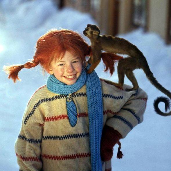Urlaubsvertretung im Dschungelcamp! Das macht Pippi Langstrumpf heute (Foto)