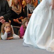 So wird Ihre Hochzeit auch für die jungen Gäste ein Hit (Foto)