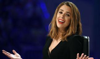 Im großen ABC der Schlager-Stars auf news.de geht es diesmal unter anderem um Vanessa Mai. (Foto)