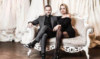 Seit 13 Jahren verheiratet, seit acht Jahren auch im Job untrennbar: Nihal und Arif Saridemir. (Foto)