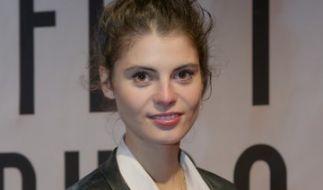 Schauspielerin Jördis Richter beim 20. Filmfest in Hamburg. (Foto)