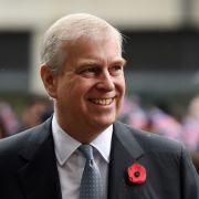 Möglicherweise könnte Prinz Andrew die Nachfolge seines Vaters antreten.