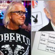 Endlich! Sieg für Schumi - Hugh Hefner todkrank - Dickste Frau der Welt (Foto)