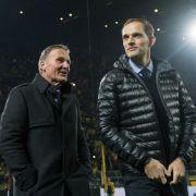 BVB-Boss Watzke gibt Streit mit Thomas Tuchel zu (Foto)