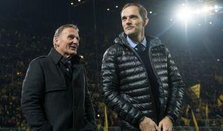 Hat Borussia Dortmund ein Kommunikationsproblem? (Foto)