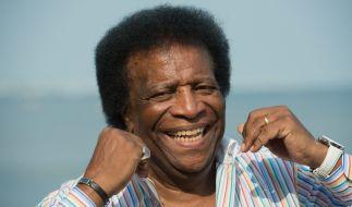 Sänger Roberto Blanco wurde als Sohn afrokubanischer Eltern geboren. (Foto)