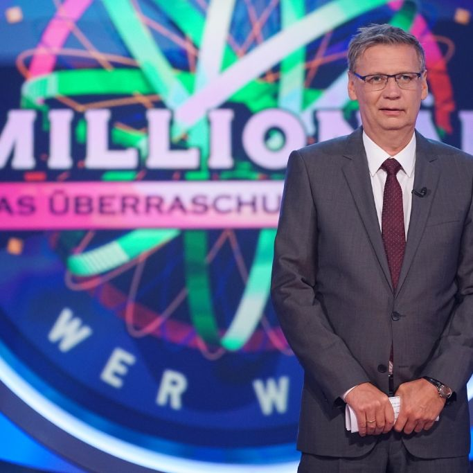 Im Überraschungs-Special ließ Jauch ahnungslose Kandidaten zittern (Foto)