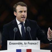 Untergang des Rechtspopulismus? Macron kämpft gegen Spaltung (Foto)
