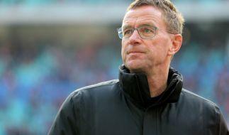 Ralf Rangnick sieht einer Entscheidung der Uefa gelassen entgegen. (Foto)