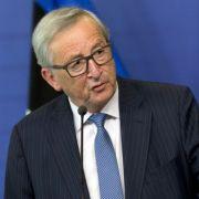 Juncker warnt Türkei mit scharfen Worten vor Todesstrafe (Foto)