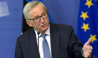 Jean-Claude Juncker kritisierte die Türkei für die mögliche Wiedereinführung der Todesstrafe. (Foto)