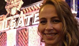 Lisa Heckl ist die Freundin von Sportkommentator Frank Buschmann. (Foto)