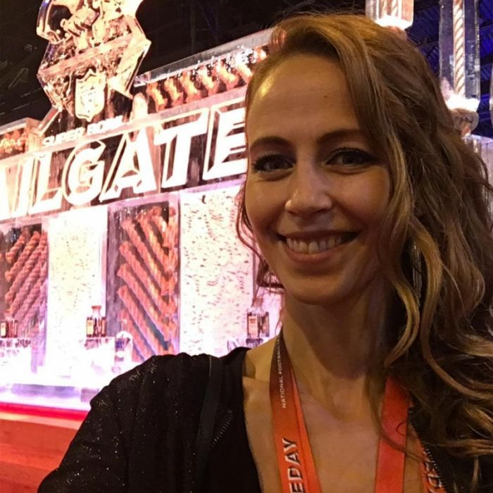 DAS ist die schöne Freundin von Moderator Frank Buschmann (Foto)