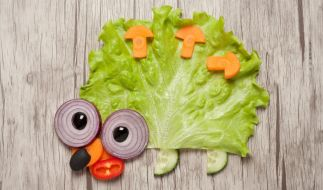 Können Kinder mit einer vegetarischen Ernährung optimal versorgt werden? (Foto)