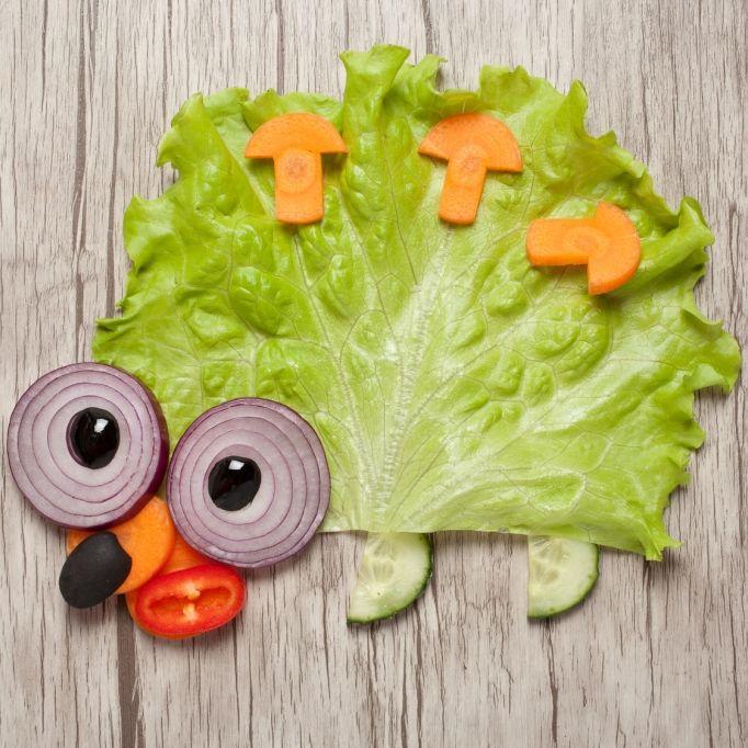 Wie gesund ist Veggie für Kinder? (Foto)