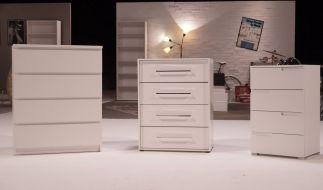 """Wie stabil sind Billig-Möbel? """"ZDFzeit"""" will es genau wissen und startet den großen Test der Möbel-Discounter Ikea, Roller & Co. Wer bietet die besseren Möbel zum kleinen Preis? (Foto)"""