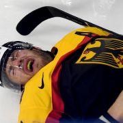 Eishockey-Team dreht Slowakei-Spiel - WM-Viertelfinale realistisch (Foto)