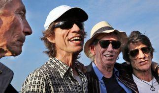 Die Rolling Stones gehen im Herbst 2017 auf Europa-Tour. (Foto)