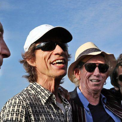 Endlich! Die Stones spielen in Deutschland! (Foto)