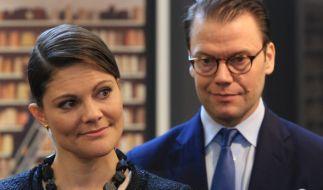 Mit Prinz Daniel von Schweden hat die schwedische Kronprinzessin Victoria ihre große Liebe gefunden. (Foto)