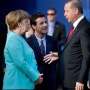 Merkel will Erdogans Todesstrafen-Referendum verbieten (Foto)