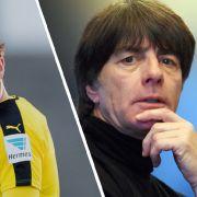 Tauschen Bundes-Jogi und Mario Götze bald die Rollen? (Foto)