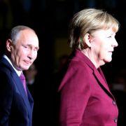 Kasparow warnt Westen - Putin will erneute Merkel-Wahl verhindern (Foto)
