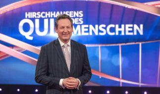 """Bereits seit 2010 moderiert Eckart von Hirschhausens die ARD-Show """"Hirschhausens Quiz des Menschen"""". (Foto)"""