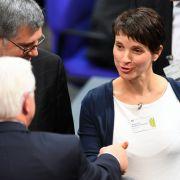 Bekommt die AfD-Chefin bald DIESEN neuen Job? (Foto)