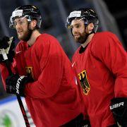 Deutschland bereitet sich auf Alles-oder-Nichts-Spiel gegen Lettland vor (Foto)