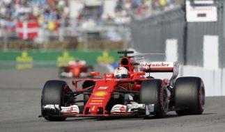 An diesem Rennwochenende macht die Formel-1 Halt in Europa. Dieses Mal findet das Duell Ferrari-Mercedes im spanischen Barcelona statt. (Foto)