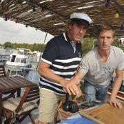 """In der ARD-Mediathek: """"Drei Mann in einem Boot"""" mit Golo Euler (Foto)"""