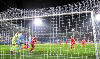 In der 3. Liga steht der 37. Spieltag an. (Foto)