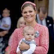 Verdächtige Wölbung! Ist die Schweden-Prinzessin Victoria schwanger? (Foto)